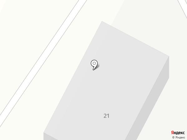 Ресурс-Ойл на карте Ульяновска