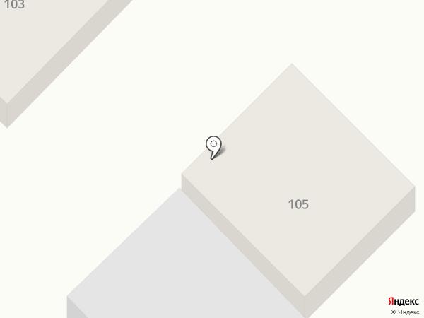 Продуктовый магазин на карте Ишеевки