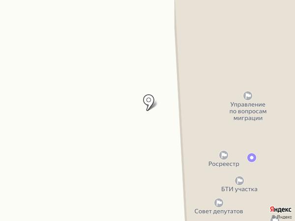 БТИ Ишеевского района на карте Ишеевки