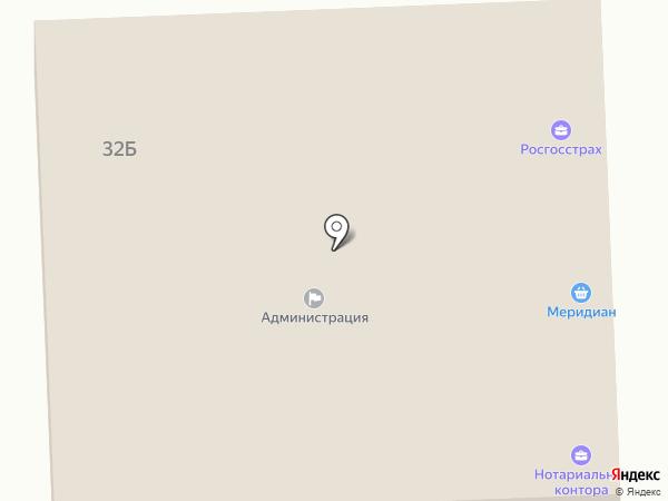 Росгосстрах на карте Ишеевки