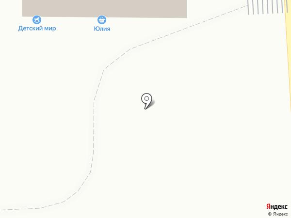 Детский мир на карте Ишеевки