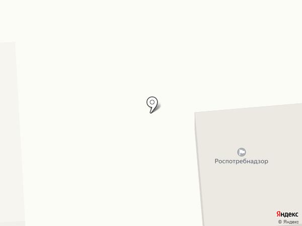 Центр гигиены и эпидемиологии в Ульяновской области, ФБУЗ на карте Ишеевки