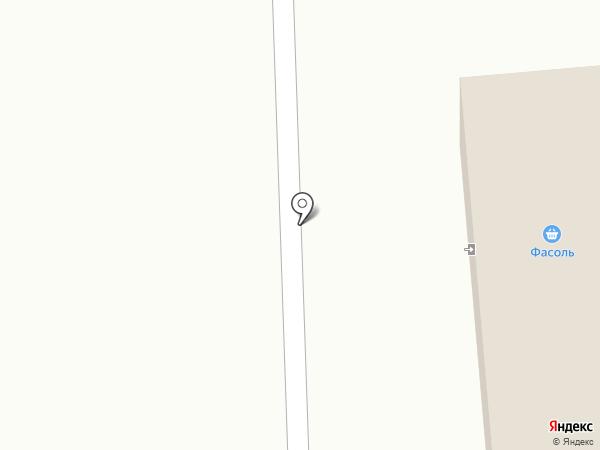 Каравай на карте Ишеевки