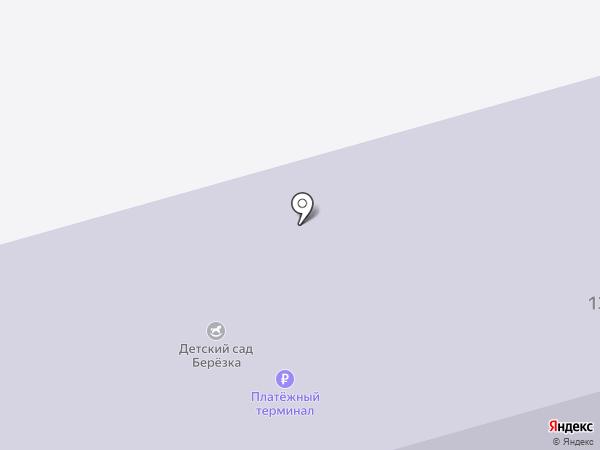 МИНДАЛЬ на карте Ишеевки