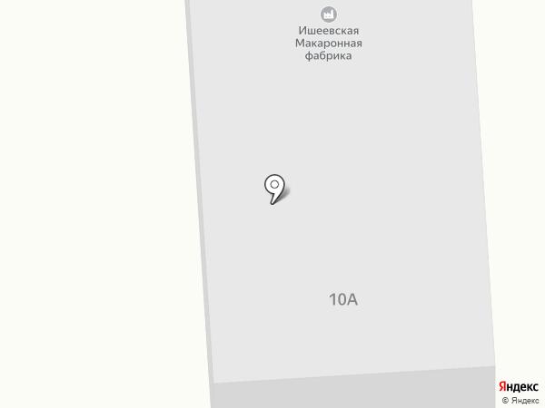 Союз пенсионеров России на карте Ишеевки