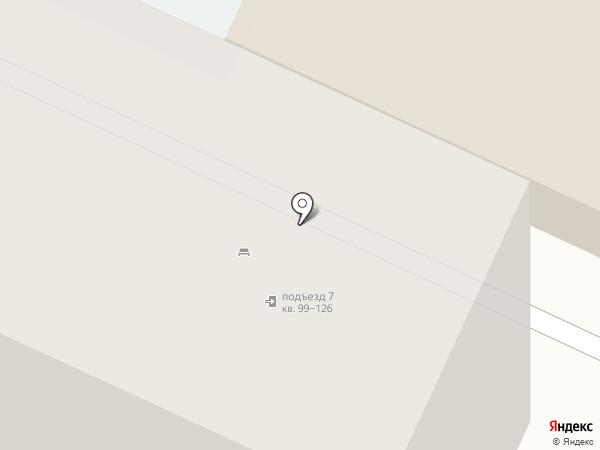 У Влада на карте Ульяновска