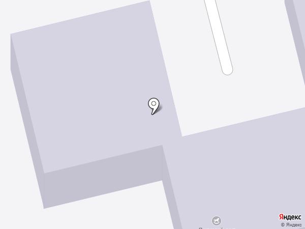 Ромашка на карте Ишеевки