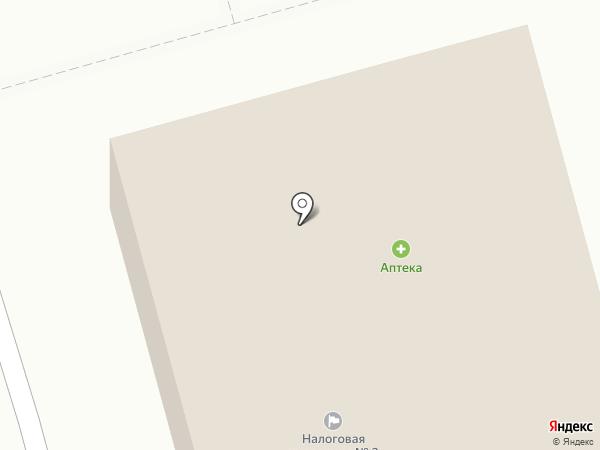 Имплозия на карте Ишеевки