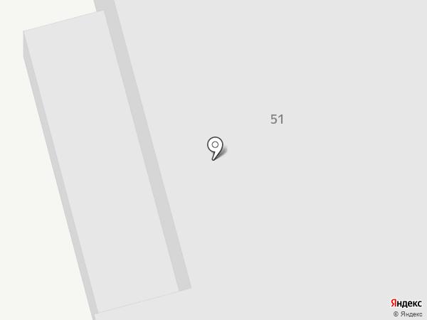 Ишеевские двери на карте Ишеевки