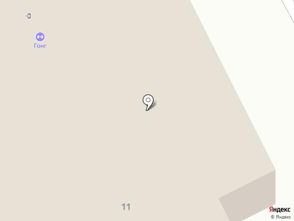 Участковый пункт полиции по Засвияжскому району на карте Ульяновска