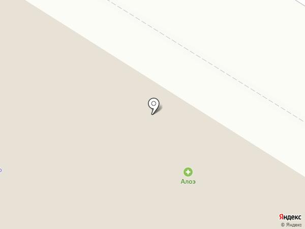 Банкомат, Росбанк, ПАО на карте Ульяновска