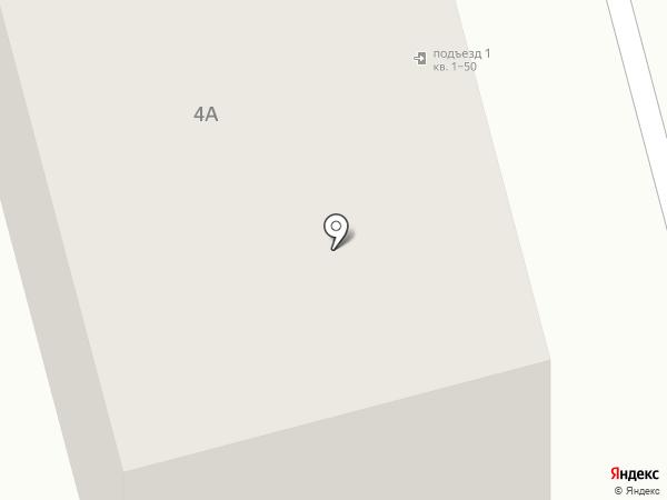Альбина на карте Ишеевки