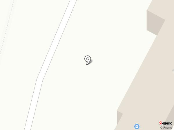 Автолабиринт на карте Ульяновска