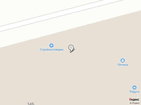 Салон оптики на карте Ишеевки