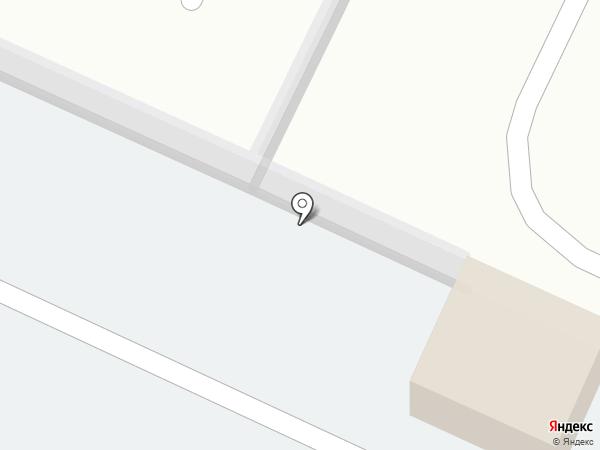 Автостоянка на карте Ульяновска