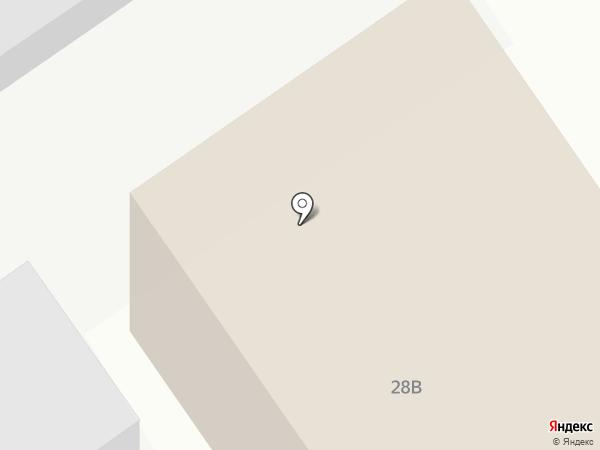 Автоград на карте Ульяновска