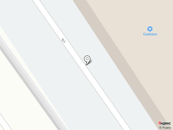 Ника-Моторс на карте Ульяновска