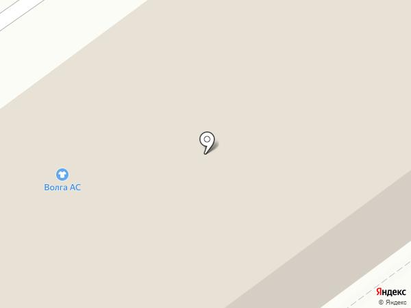 Интернет-магазин автозапчастей на карте Ульяновска