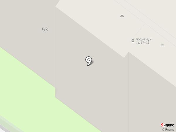 АТОМ на карте Ульяновска