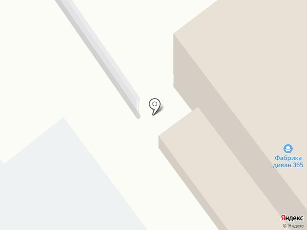 Умелец на карте Ульяновска
