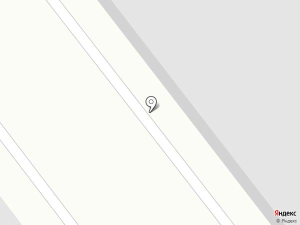 Автосервис на Станках на карте Ульяновска