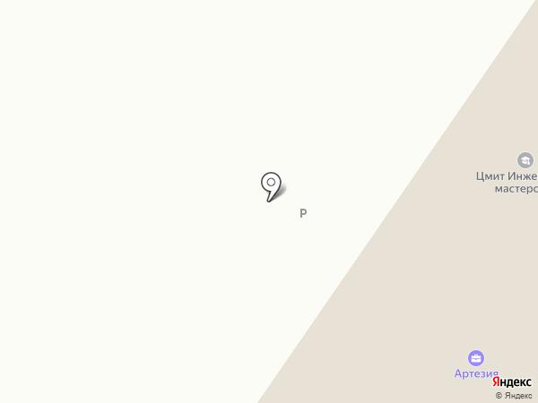 Симбирская Академия Бизнеса на карте Ульяновска