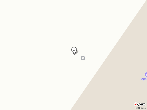 Аструм на карте Ульяновска