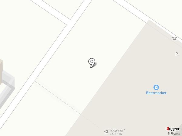 Кузовок на карте Ульяновска