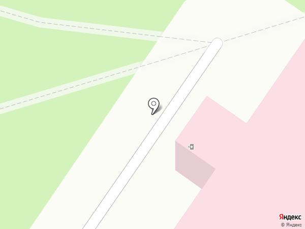 Магазин пряжи на карте Ульяновска