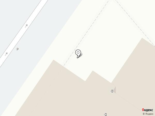 Ригла на карте Ульяновска