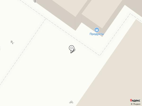 Банкомат, АК Барс банк, ПАО на карте Ульяновска