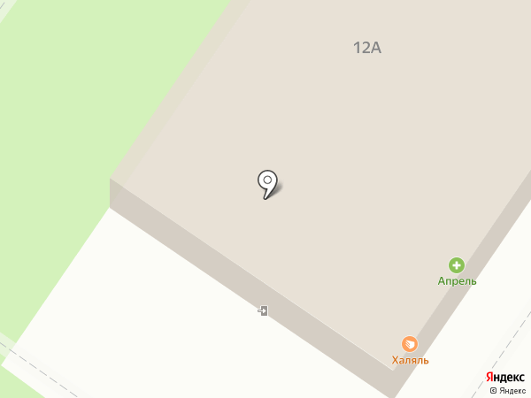 Инфоринг на карте Ульяновска