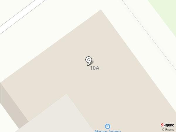 Sansha на карте Ульяновска