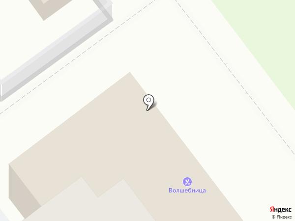 Тиражи на карте Ульяновска