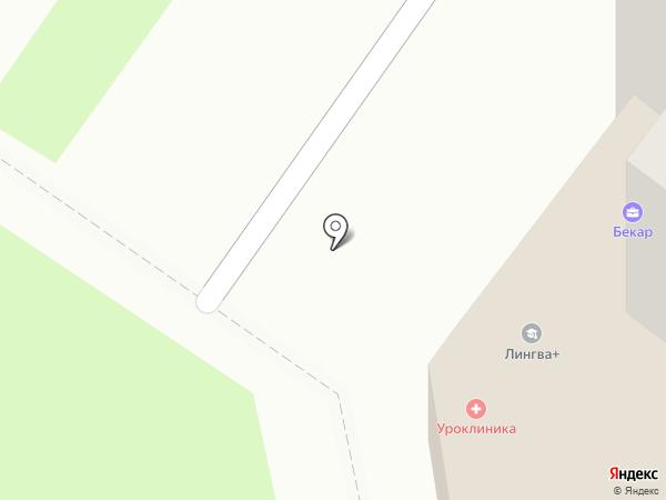 MeowBrow на карте Ульяновска