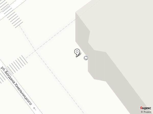 Богдан на карте Ульяновска