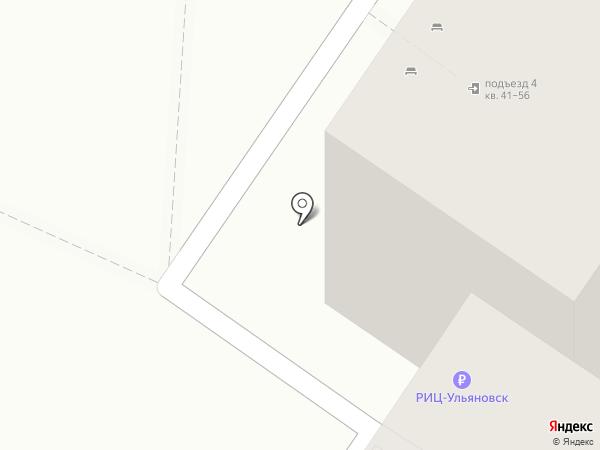 АИС-Документы на карте Ульяновска