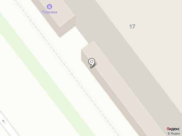 Модный базар на карте Ульяновска