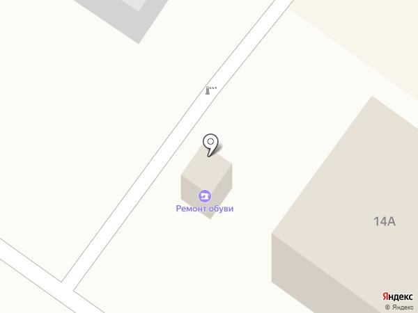 Эльвина на карте Ульяновска