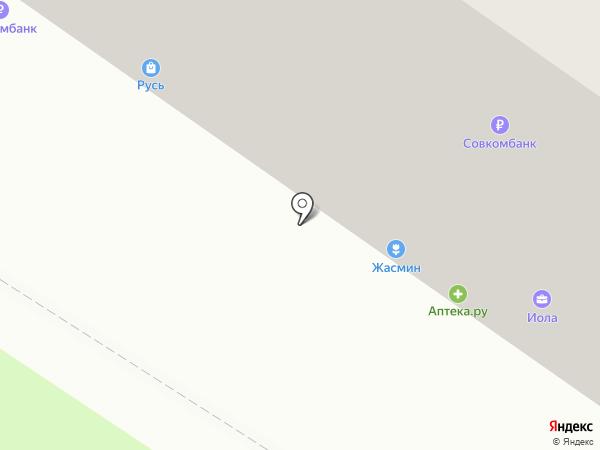 Престиж на карте Ульяновска