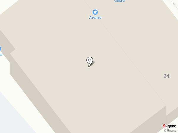 OZON.ru на карте Ульяновска