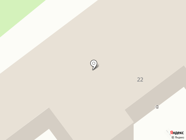 Отдел судебных приставов №2 по Засвияжскому району на карте Ульяновска