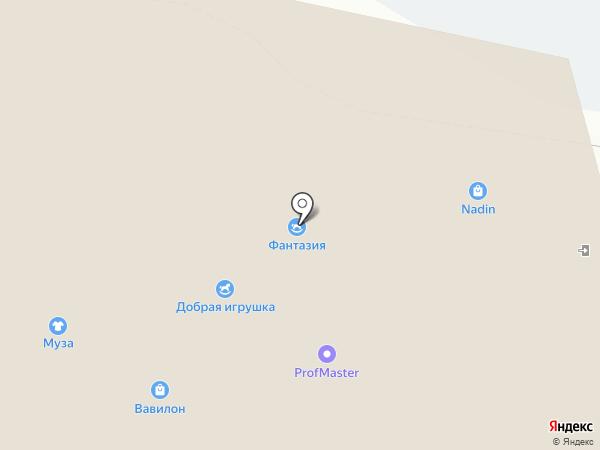 1001 мелочь на карте Ульяновска