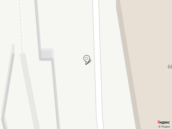 Симбирскснаб-Авто на карте Ульяновска