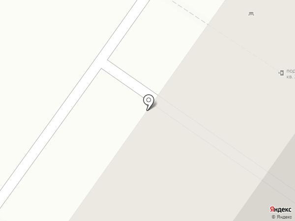 Орион, ЖСК на карте Ульяновска
