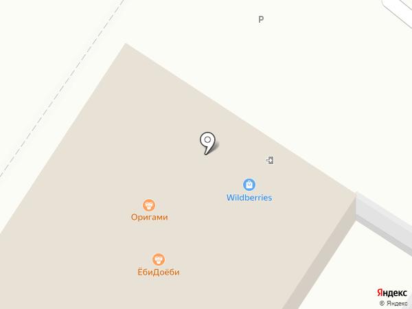 Гончаров на карте Ульяновска