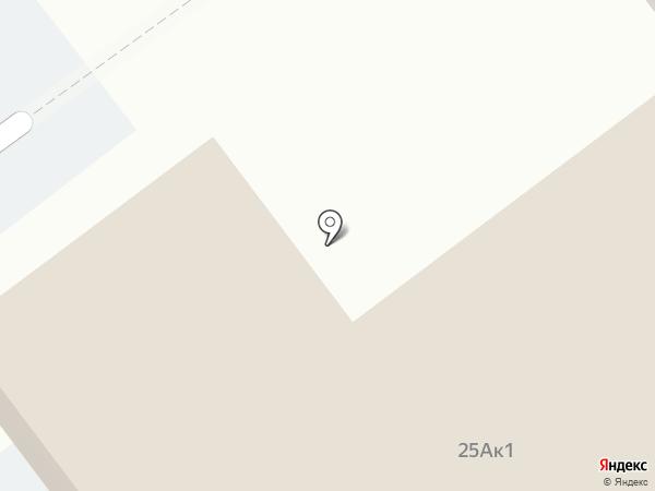 Профи на карте Ульяновска