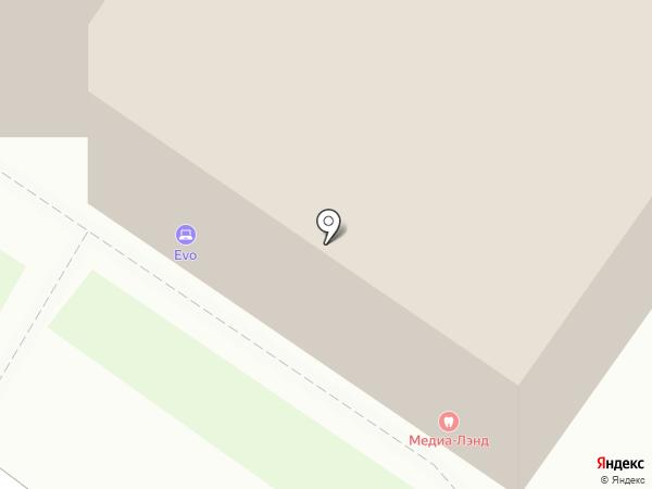 Империя кондитера на карте Ульяновска