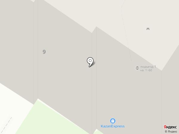 ЭЛМА Электроникс на карте Ульяновска