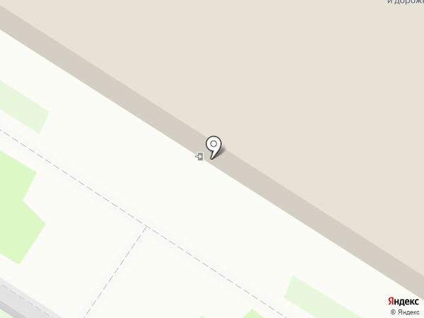 Министерство строительства, ЖКК и транспорта Ульяновской области на карте Ульяновска
